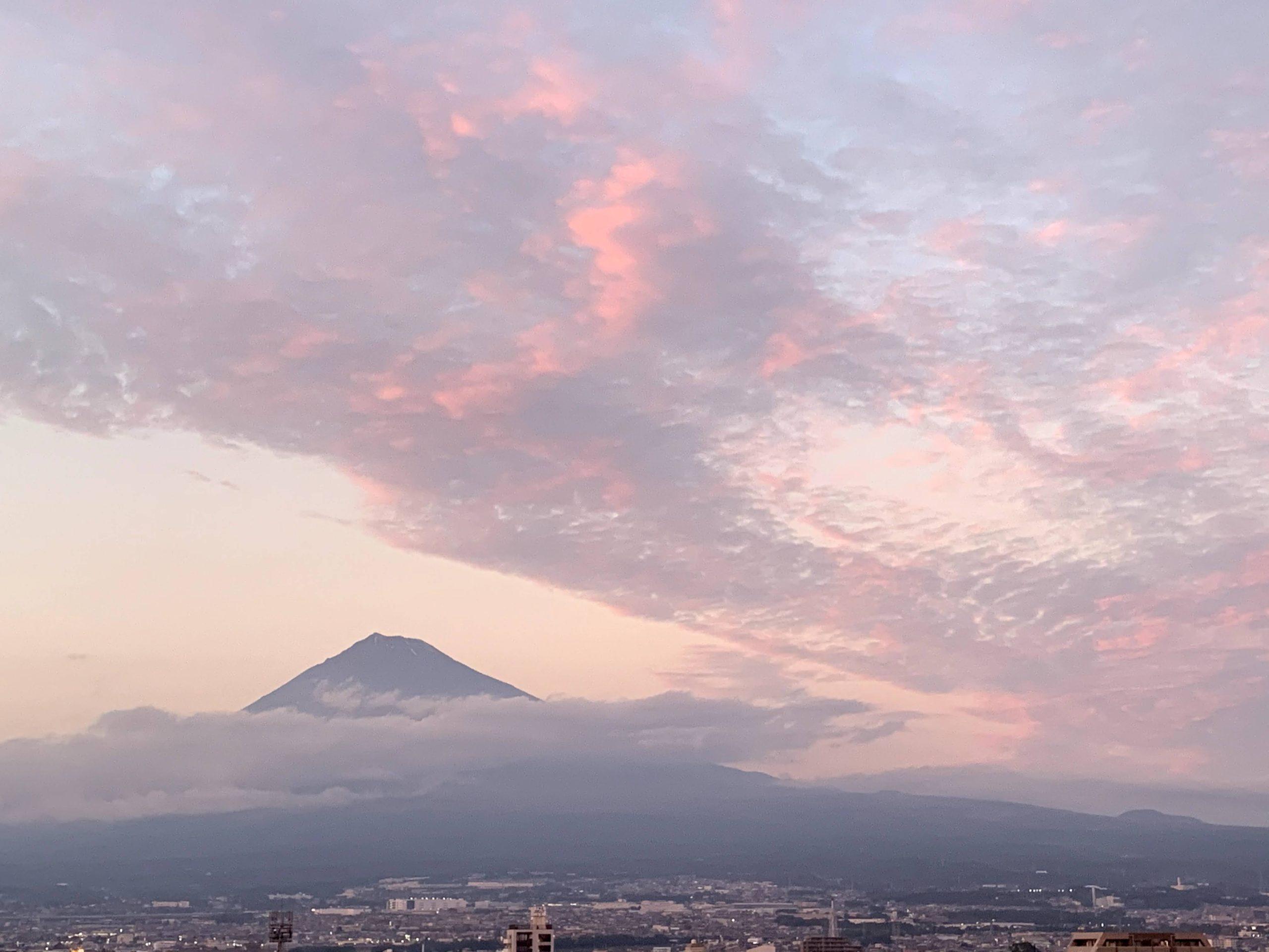 富士山201108