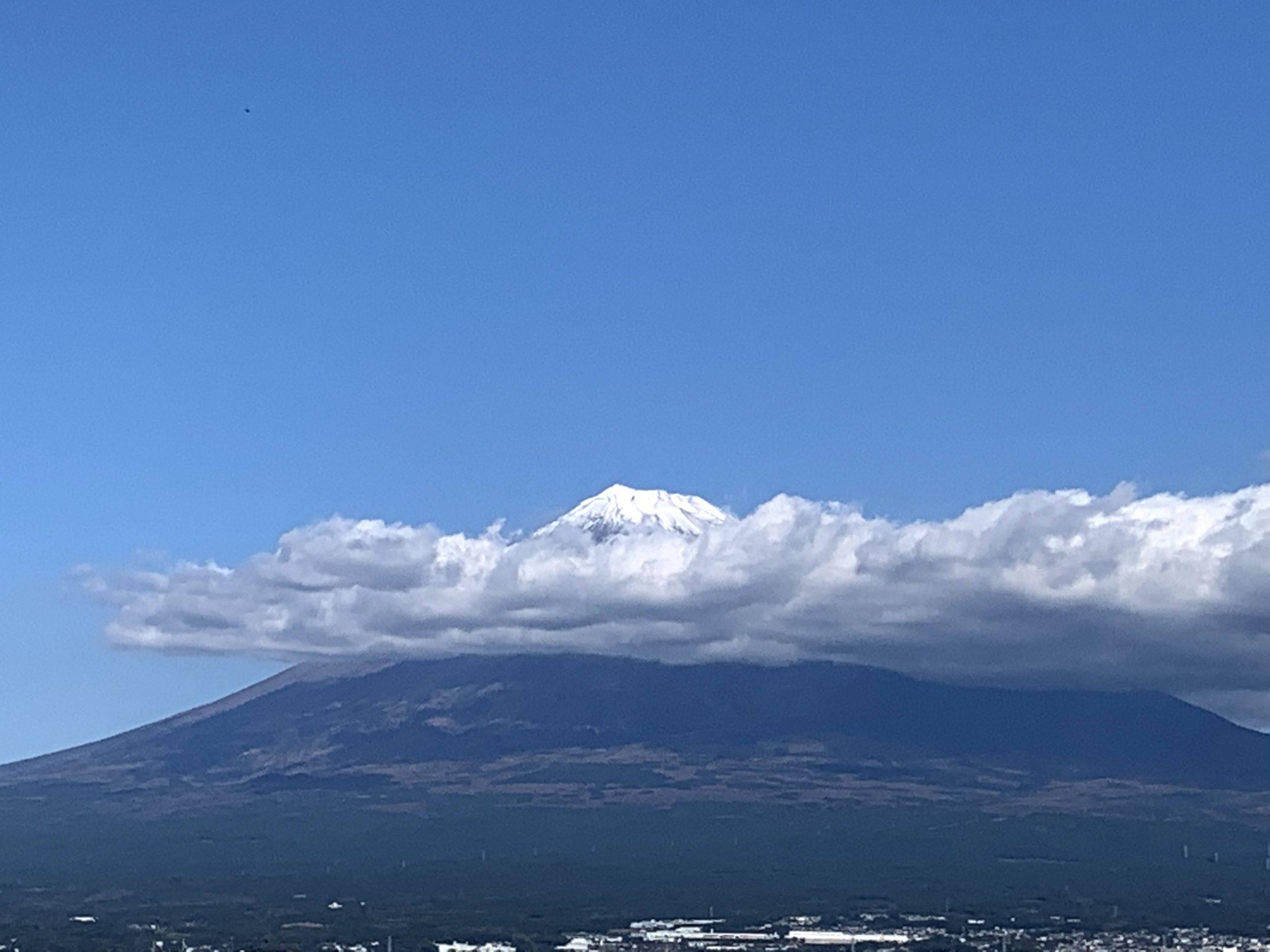 富士山201104